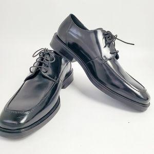 Cole Haan  Black Men's  Lace Up Dress Shoes 9 1/2